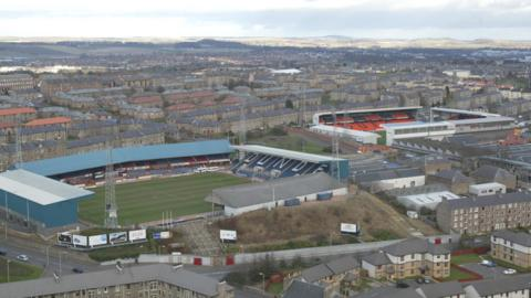 Dens Park and Tannadice