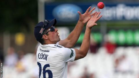 Alastair Cook