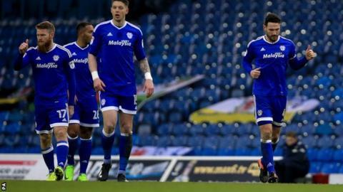 Leeds United 0-2 Cardiff City