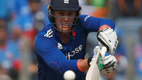England's Jason Roy