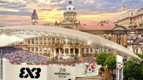 Commonwealth Games 2022: Government backs Birmingham's bid