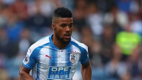 Huddersfield Elias Kachunga