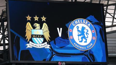 Man City and Chelsea crest