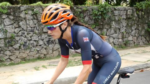 Lizzie Deignan of Great Britain