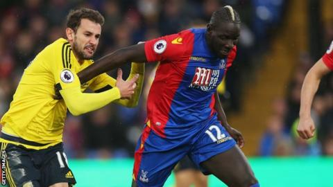 Mamadou Sakho: Crystal Palace want Liverpool defender before deadline