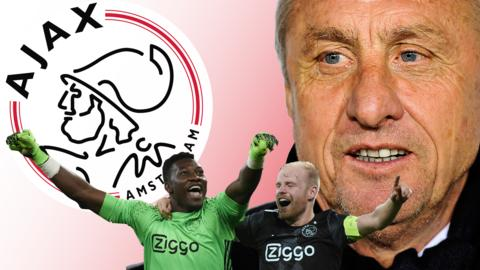 An Ajax side that Johan Cruyff would enjoy watching are set to take on Manchester United in Wednesday's Europa League final