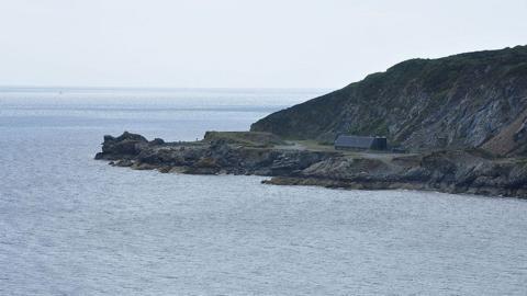 Porthkerris Point, Cornwall