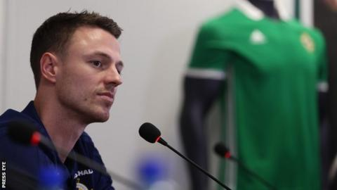 Big game experience will count against Swiss - NI's Evans