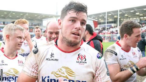 Four wins from six in Pool One proved not enough for Ulster in the European Champions Cup