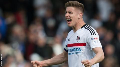 Tom Cairney extends contract at Fulham, who sign Marcelo Djalo