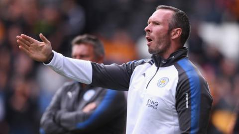 Leicester City's Michael Appleton