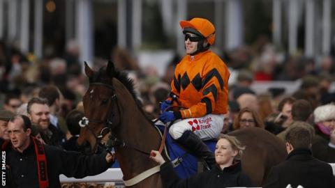 Thistlecrack ruled out of Gold Cup
