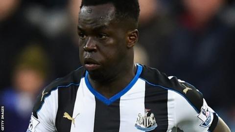 Newcastle United's Cheick Tiote joins Beijing Enterprises
