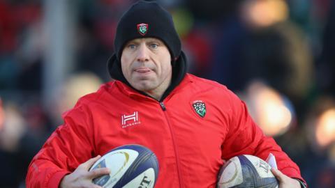 Richard Cockerill will take over at Edinburgh for next season