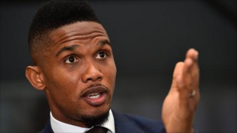 Antalyaspor's Eto'o faces tax fraud charges in Spain