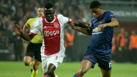 Tottenham £35m target Davinson Sanchez wants to leave Ajax
