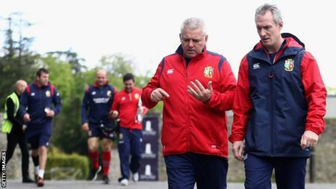 Lions schedule is essential preparation, says former coach McGeechan