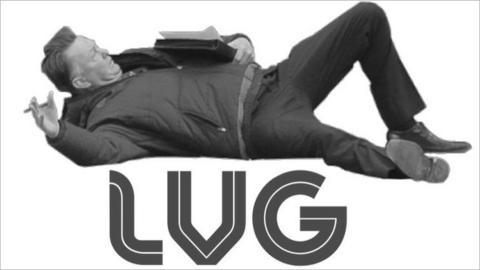 Louis van Gaal logo
