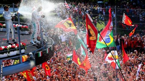 Hamilton's hopes of grand slam repeat in Monza over after P1