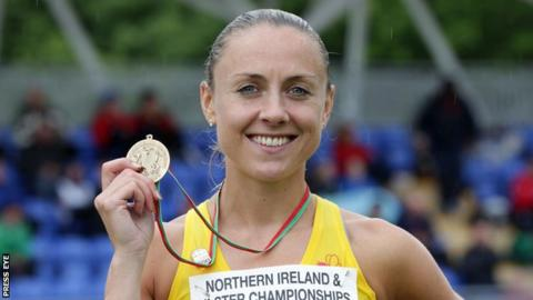 Kerry O'Flaherty has already booked her place at the Rio Olympics