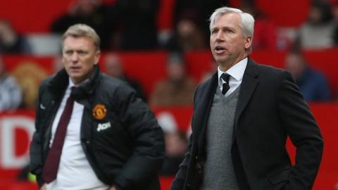 Palace boss Pardew has sympathy for Sunderland counterpart Moyes