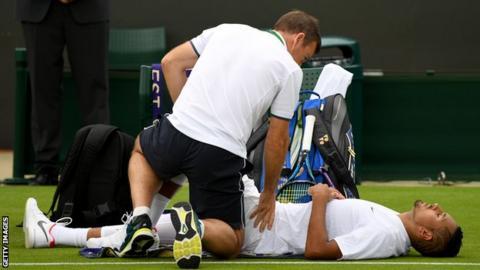 Rafael Nadal vs John Millman, Wimbledon first round live score updates