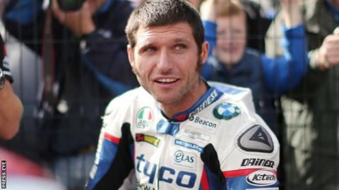 Guy Martin is unable to race at the Ulster Grand Prix due to TV commitments