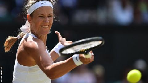 Victoria Azarenka pulls out Cincinnati Open because of 'family matter'