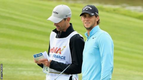 Tommy Fleetwood wins Open de France