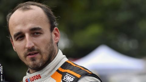 Ex-F1 driver Kubica to test again for Renault