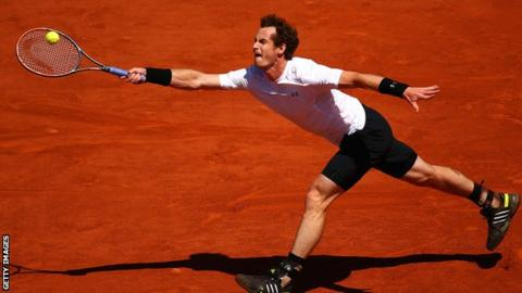 Andy Murray is hoping to lead Britain to a first Davis Cup win since 1936