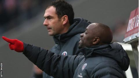 Paul Clement and Claude Makelele