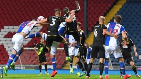 Blackburn Rovers 4-3 Crewe Alexandra