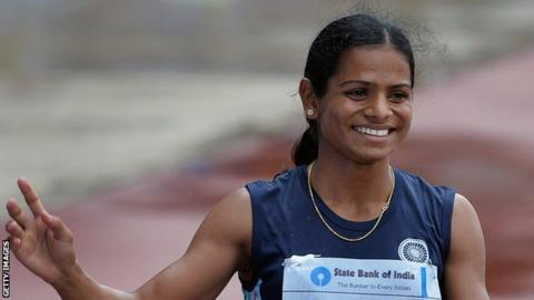 Indian sprinter Dutee Chand's gender case to be reopened