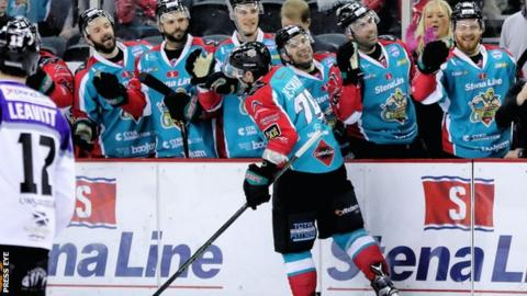 UK: Elite League - Belfast Giants 3-2 Braehead Clan
