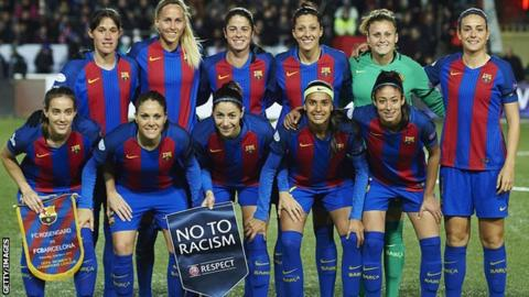 Barcelona to have women's team in United States
