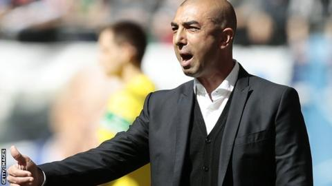 Di Matteo 'honoured' to get Villa job