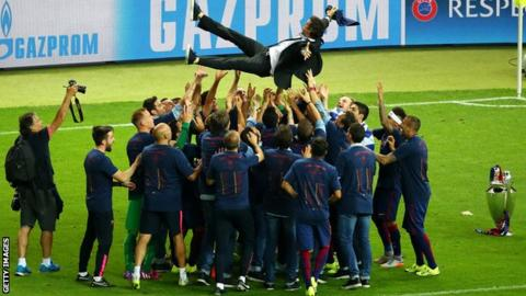 Barcelona take home third straight Copa del Rey title