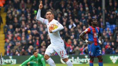 Liverpool v Crystal Palace Betting Tips
