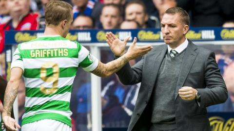 Brendan Rodgers comments on Celtic future