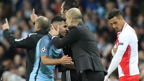 Man City fined over Champions League tie