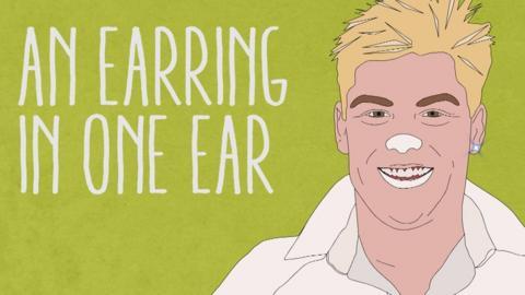 Australia's Shane Warne