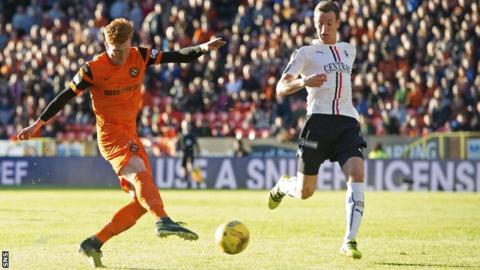 Simon Murray scores