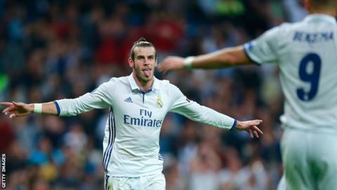 Bale extends Madrid deal