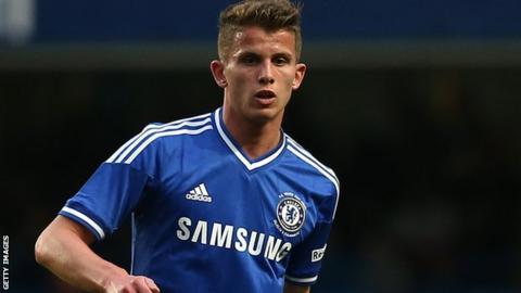 Chelsea midfielder Houghton joins Doncaster on loan