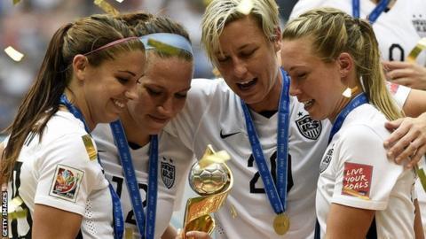 USA win world cup