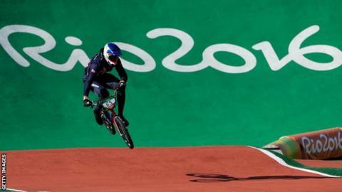 Liam Phillips at Rio 2016