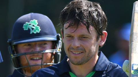 Ireland hope to be playing Test cricket in 2018