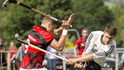 Lovat beat Glenurquhart