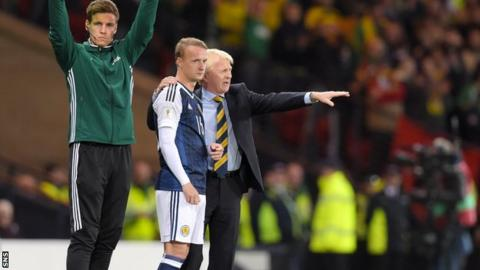 Strachan's future to be discussed by Scottish FA